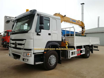 Electric Telescopic Truck Crane