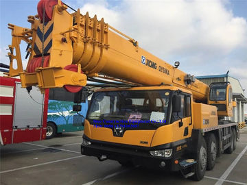 5 Section Telescopic Boom Crane XCMG QY50KA Heavy Duty Construction Equipment