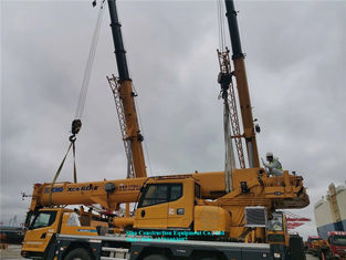 XCMG 25t Telescopic Truck Crane XCT25L5 Operating Weight 33000kg 213Kw Euro III